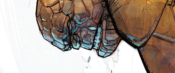 Avant-Première VO: Review Infamous Iron Man #2