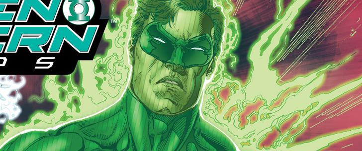 Avant-Première VO: Review Hal Jordan And The Green Lantern Corps #10