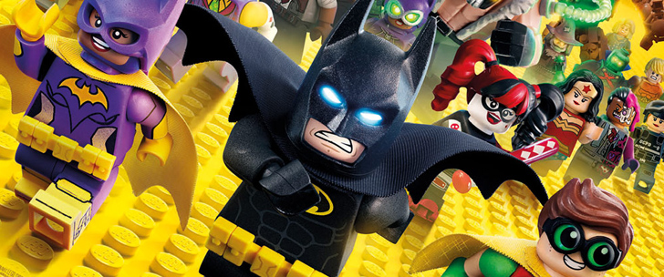 Review Lego Batman, le film