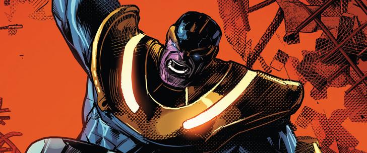 Avant-Première VO: Review Thanos #4