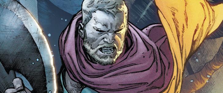 Avant-Première VO: Review Unworthy Thor #4