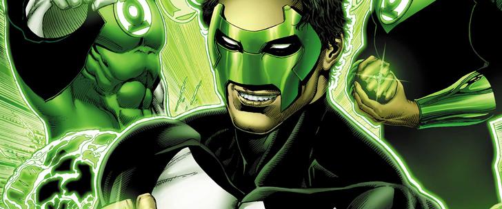 Avant-Première VO: Review Hal Jordan And The Green Lantern Corps #17