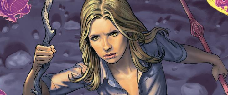 Avant-Première VO: Review Buffy The Vampire Slayer Season 11 #9