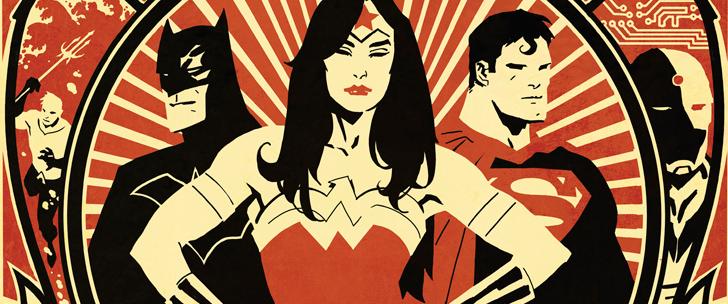 Avant-Première VO: Review Justice League #26