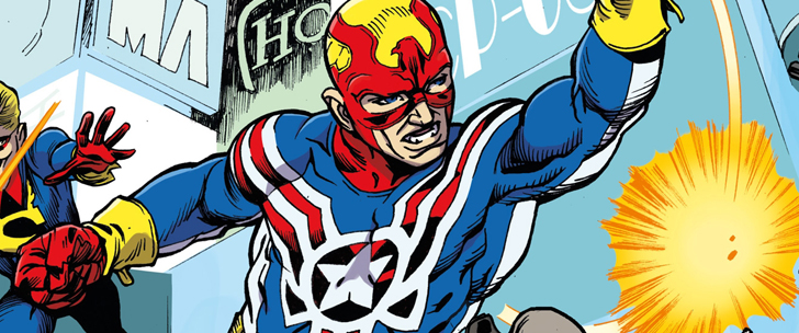 Avant-Première VO: Review Fighting American #2