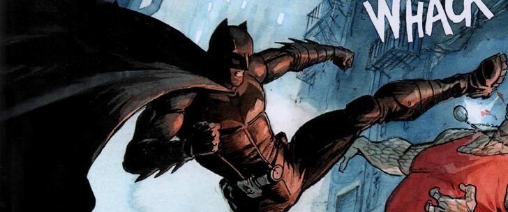 Avant-Première VO: Review Batman: The Dark Prince Charming #1
