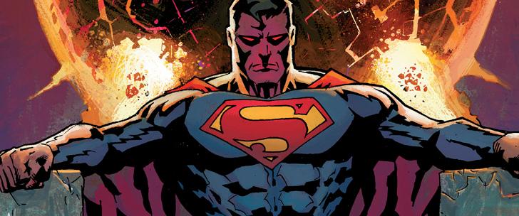 Avant-Première VO: Review Superman #36