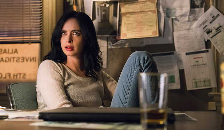 Marvel's Jessica Jones Saison 2 - Episodes 1 à 5