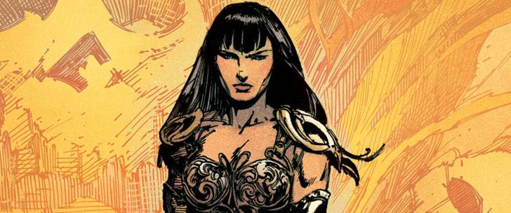 Avant-Première VO: Review Xena: Warrior Princess #2