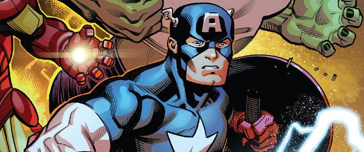 Avant-Première VO: Review Avengers #1