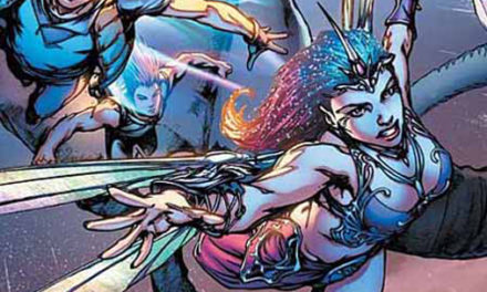 Preview: Soulfire #2