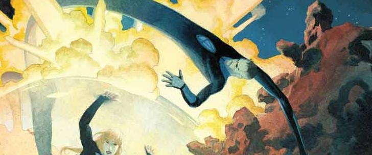 Preview: Fantastic Four #2