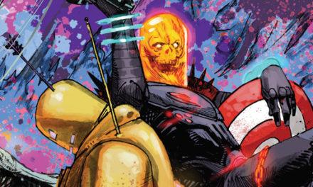 Avant-Première Comics VO: Review Cosmic Ghost Rider Destroys Marvel History #1