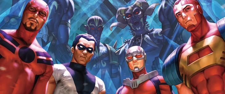 Avant-Première Comics VO: Review Giant-Man #1