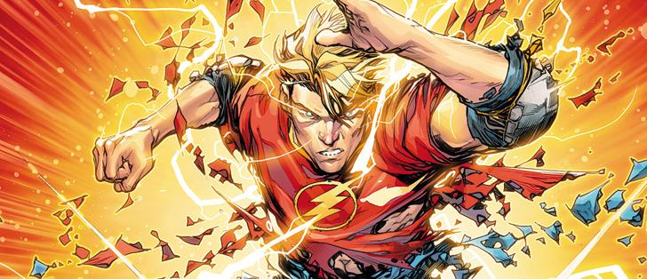 Avant-Première Comics VO: Review The Flash #71
