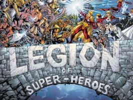 THE LEGION OF SUPER-HEROES #50