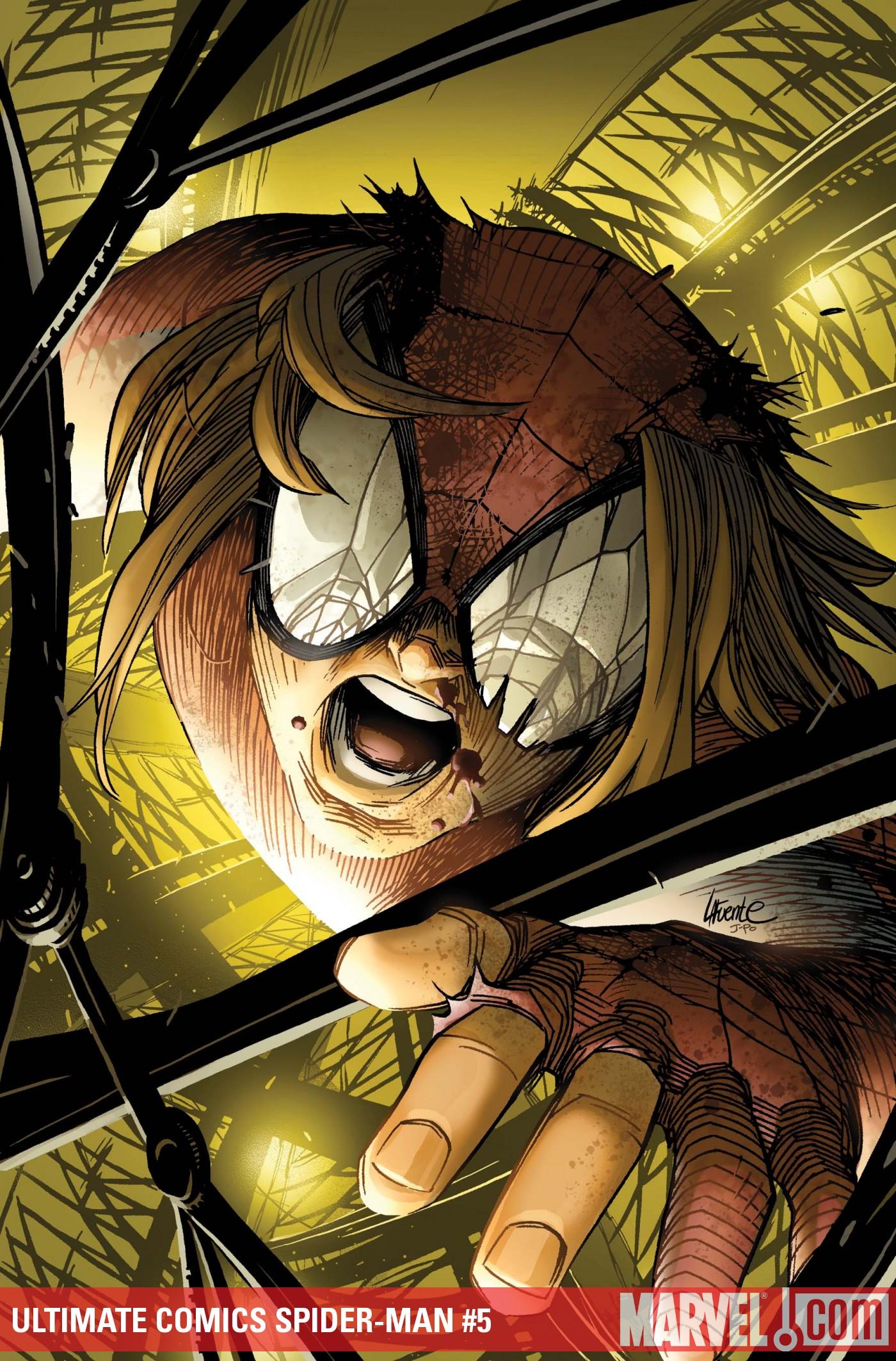 Marvel in december 2009 ultimate comics others comic box - Marvel spiderman comics pdf ...