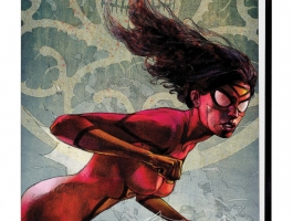 111_spider_woman__agent_of_s_w_o_r_d___graphic_novel_hardcover__with_motion_comic_dvd
