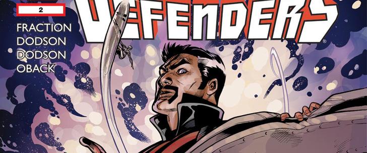 Avant-Première VO: Review Defenders #2