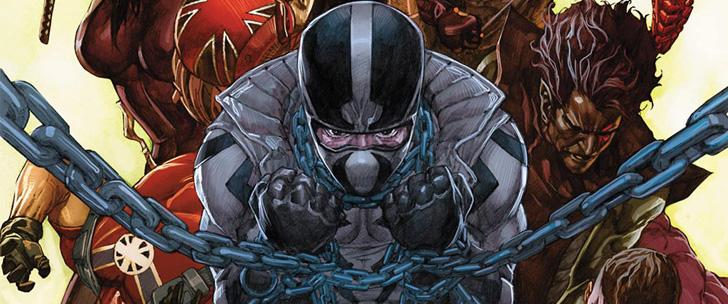 Avant-Première VO: Review Uncanny X-Force #20