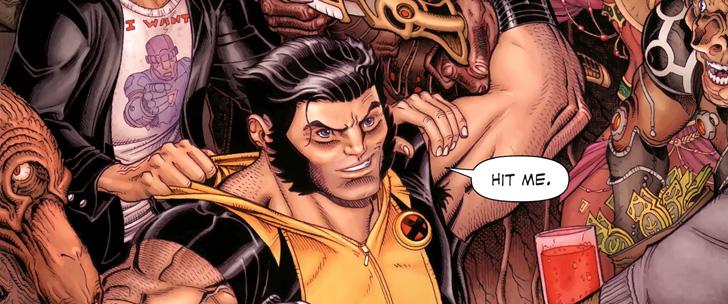 Avant-Première VO : Review Wolverine & The X-Men #6