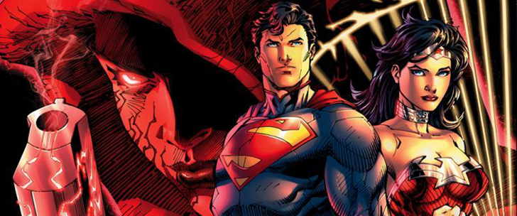 Avant-Premi̬re VO: Review DC Comics РThe New 52 FCBD Special Edition #1