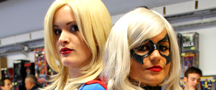 Paris Comics Expo 2012, Jour 2, les photos