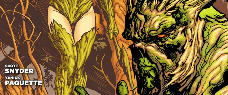 Avant-Première VO: Review Swamp Thing #13