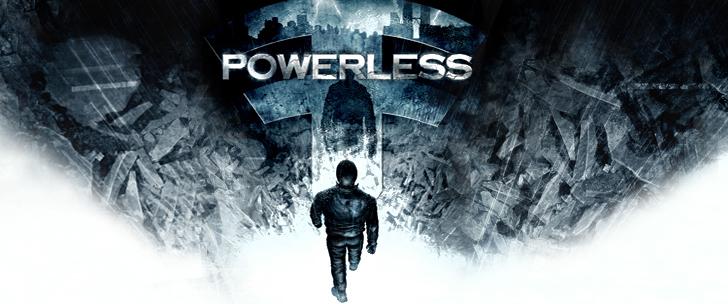 Powerless: Interview David Sarrio