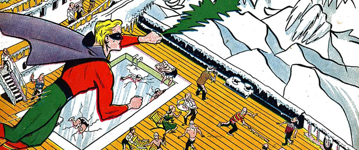 Oldies But Goodies: All-American Comics #90 (Oct. 1947)