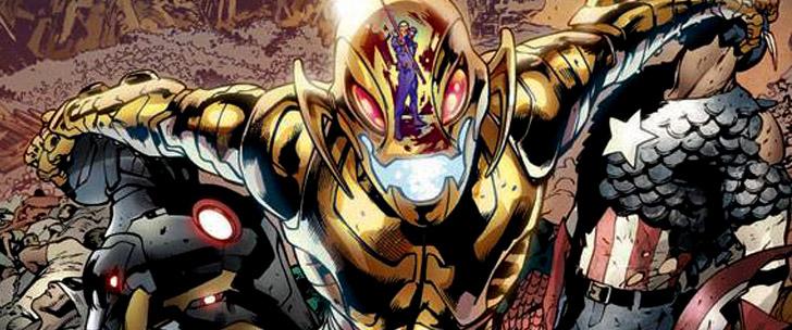 Avant-Première VO: Review Age of Ultron #1