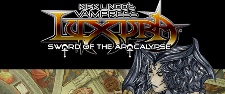 Preview: Vampress Luxura Graphic Novel