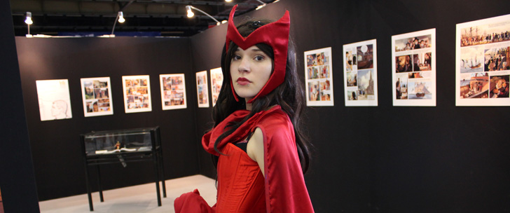 Comic Con' Paris 2013 – Jour 2
