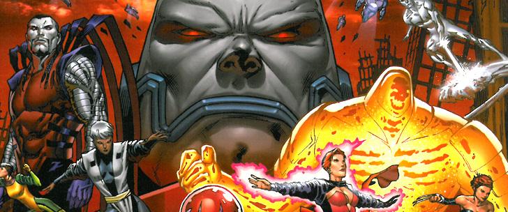 Trade Paper Box #108: X-Men L'Ère d'Apocalypse T3