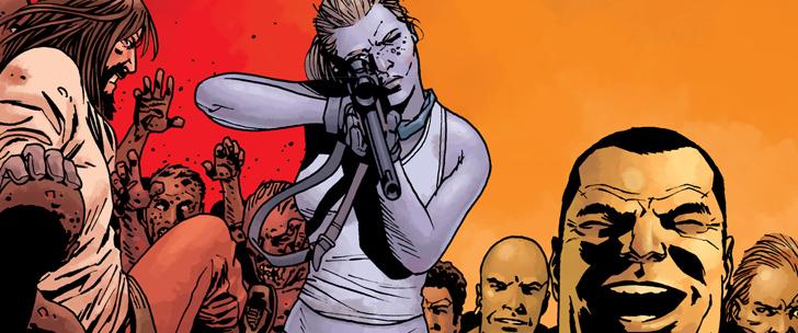 Avant-Première VO: Review Walking Dead #125