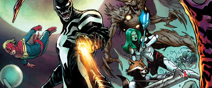Avant-Première VO: Review Guardians of the Galaxy #22