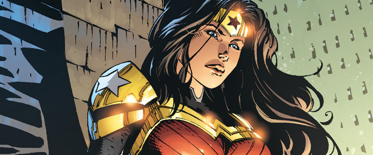 Avant-Première VO: Review Wonder Woman #44