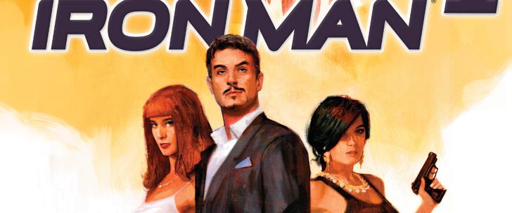 Avant-Première VO: Review International Iron Man #1