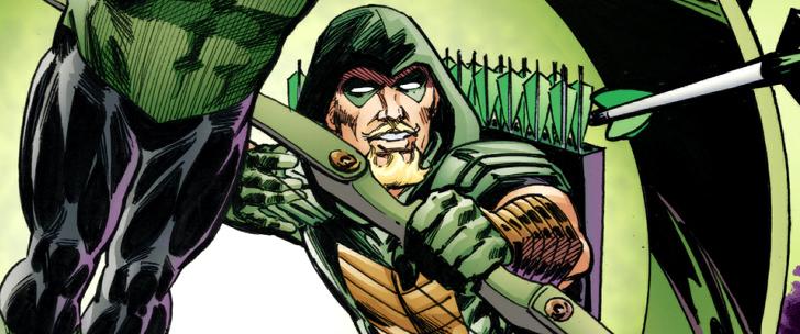 Avant-Première VO: Review Green Arrow #30