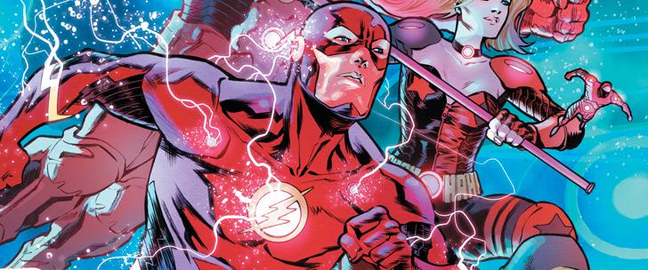 Avant-Premi̬re VO: Review Justice League РNo Justice #4