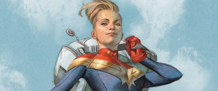 Avant-Première VO: Review The Life Of Captain Marvel #1