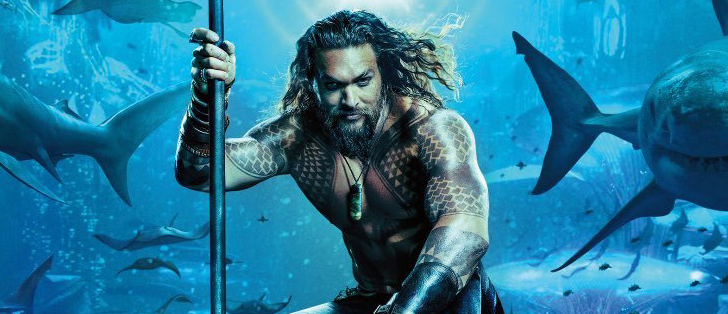 Aquaman : première bande-annonce