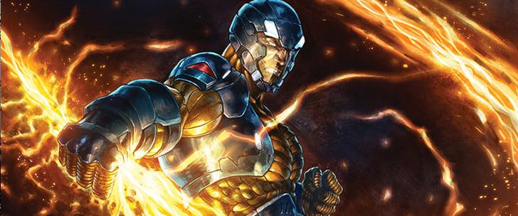Preview: X-O Manowar #19