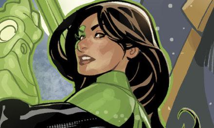 Avant-Première VO: Review Justice League Odyssey #1