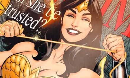 Avant-Premi̬re VO: Review Wonder Woman РEarth One Volume 2