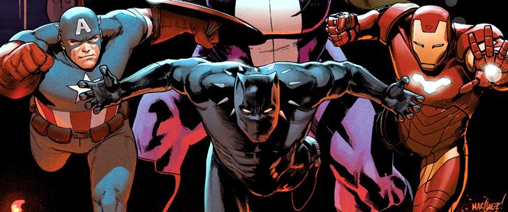 Avant-Première Comics VO: Review Avengers #14