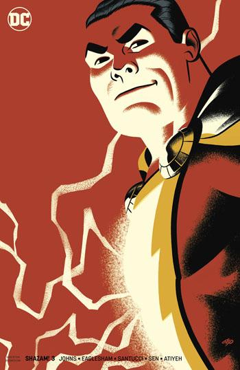Shazam! #3