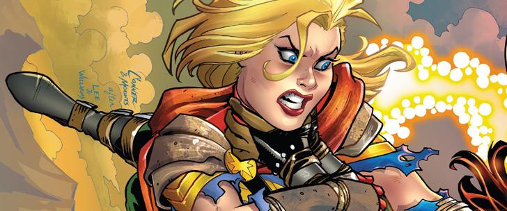Avant-Première Comics VO: Review Captain Marvel #4