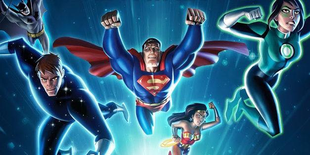Review : Justice League vs the Fatal Five
