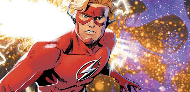 Avant-Première Comics VO: Review Flash Forward #1